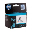 HP CB337HE (HP 141) оригинальный струйный картридж 170 страниц, цветной