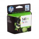 HP CB338HE (HP 141XL) оригинальный струйный картридж 580 страниц, цветной