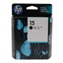 HP C6615DE (HP 15) оригинальный струйный картридж 500 страниц, чёрный