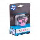 HP C8775HE (HP 177 Light magenta) оригинальный струйный картридж 230 страниц, светло-пурпурный
