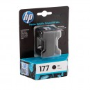 HP C8721HE (HP 177 Black) оригинальный струйный картридж 410 страниц, чёрный