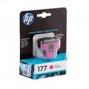 HP C8772HE (HP 177 Magenta) оригинальный струйный картридж 370 страниц, пурпурный