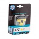 HP C8773HE (HP 177 Yellow) оригинальный струйный картридж 500 страниц, жёлтый