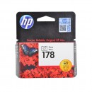 HP CB317HE (HP 178 Photo Black) оригинальный струйный картридж 130 страниц, чёрный фото