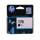 HP CB316HE (HP 178 Black) оригинальный струйный картридж 250 страниц, чёрный