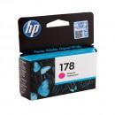 HP CB319HE (HP 178 Magenta) оригинальный струйный картридж 300 страниц, пурпурный