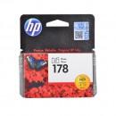 HP CB322HE (HP 178XL Photo black) оригинальный струйный картридж 290 страниц, чёрный фото