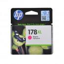 HP CB324HE (HP 178XL Magenta) оригинальный струйный картридж 750 страниц, пурпурный