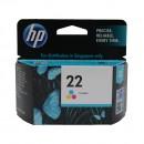 HP C9352AE (HP 22) оригинальный струйный картридж 165 страниц, цветной