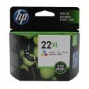 HP C9352CE (HP 22XL) оригинальный струйный картридж 415 страниц, цветной