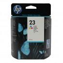 HP C1823DE (HP 23A) оригинальный струйный картридж 360 страниц, цветной