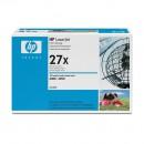 HP C4127X (HP 27X) оригинальный лазерный картридж 10000 страниц, чёрный