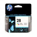 HP C8728AE (HP 28) оригинальный струйный картридж 240 страниц, цветной