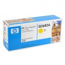 HP Q2682A (HP 311A) оригинальный лазерный картридж 6000 страниц, жёлтый