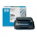 HP Q1339A (HP 39A) оригинальный лазерный картридж 18000 страниц, чёрный