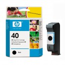 HP 51640AE (HP 40) оригинальный струйный картридж 1100 страниц, чёрный