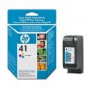 HP 51641AE (HP 41) оригинальный струйный картридж 460 страниц, цветной