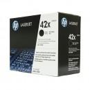 HP Q5942X (HP 42X) оригинальный лазерный картридж 20000 страниц, чёрный