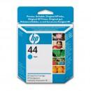 HP 51644CE (HP 44 CE) оригинальный струйный картридж 1100 страниц, голубой