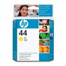 HP 51644YE (HP 44 YE) оригинальный струйный картридж 1100 страниц, жёлтый
