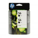 Скупка картриджа HP C9502AE (HP 56 + 56)