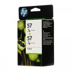 Скупка картриджа HP C9503AE (HP 57 + 57)