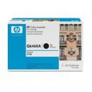 HP Q6460A (HP 644A) оригинальный лазерный картридж 12000 страниц, чёрный