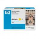 HP Q6462A (HP 644A) оригинальный лазерный картридж 12000 страниц, жёлтый