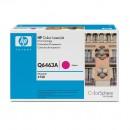 HP Q6463A (HP 644A) оригинальный лазерный картридж 12000 страниц, пурпурный
