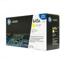 HP C9732A (HP 645A) оригинальный лазерный картридж 12000 страниц, жёлтый