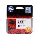HP CZ109AE (HP 655 Black) оригинальный струйный картридж 550 страниц, чёрный
