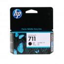 HP CZ129A (HP 711 Black) оригинальный струйный картридж 38 ml., чёрный