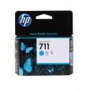HP CZ130A (HP 711 Cyan) оригинальный струйный картридж 29 ml., голубой