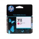 HP CZ131A (HP 711 Magenta) оригинальный струйный картридж 29 ml., пурпурный