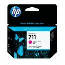 HP CZ135A (HP 711 Magenta) оригинальный струйный картридж 3*29 ml., пурпурный
