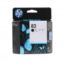 HP CH565A (HP 82 Black) оригинальный струйный картридж 1750 страниц, чёрный