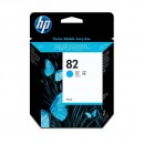 HP C4911AE (HP 82 Cyan) оригинальный струйный картридж 1750 страниц, голубой