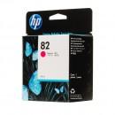 HP C4912AE (HP 82 Magenta) оригинальный струйный картридж 1750 страниц, пурпурный