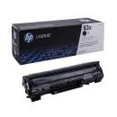 HP CF283X (HP 83X) оригинальный лазерный картридж 2200 страниц, чёрный