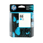 HP C9386AE (HP 88 Cyan)