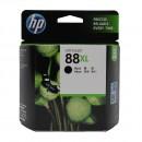 HP C9396AE (HP 88XL Black) оригинальный струйный картридж 2450 страниц, чёрный