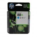 HP C9391AE (HP 88XL Cyan) оригинальный струйный картридж 1700 страниц, голубой
