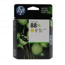 HP C9393AE (HP 88XL Yellow) оригинальный струйный картридж 1540 страниц, жёлтый