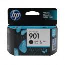 HP CC653AE (HP 901 Black) оригинальный струйный картридж 200 страниц, чёрный