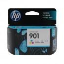 HP CC656AE (HP 901 Color) оригинальный струйный картридж 360 страниц, цветной