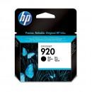 HP CD971AE (HP 920 Black) оригинальный струйный картридж 420 страниц, чёрный