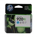 HP CD972AE (HP 920XL Cyan) оригинальный струйный картридж 700 страниц, голубой