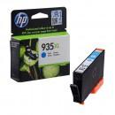 HP C2P24AE (HP 935XL Cyan) оригинальный струйный картридж 825 страниц, голубой