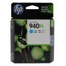 HP C4907AE (HP 940 XL Cyan) оригинальный струйный картридж 1400 страниц, голубой