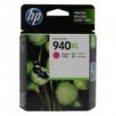HP C4908AE (HP 940 XL Magenta) оригинальный струйный картридж 1400 страниц, пурпурный